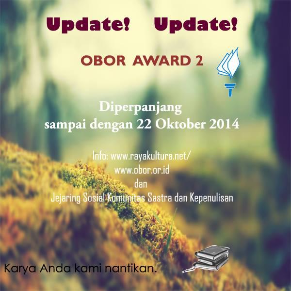Obor Award2 - Rayakultura.net